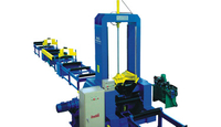 H Beam Assembling Machine
