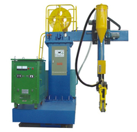 Cantilever welding machine